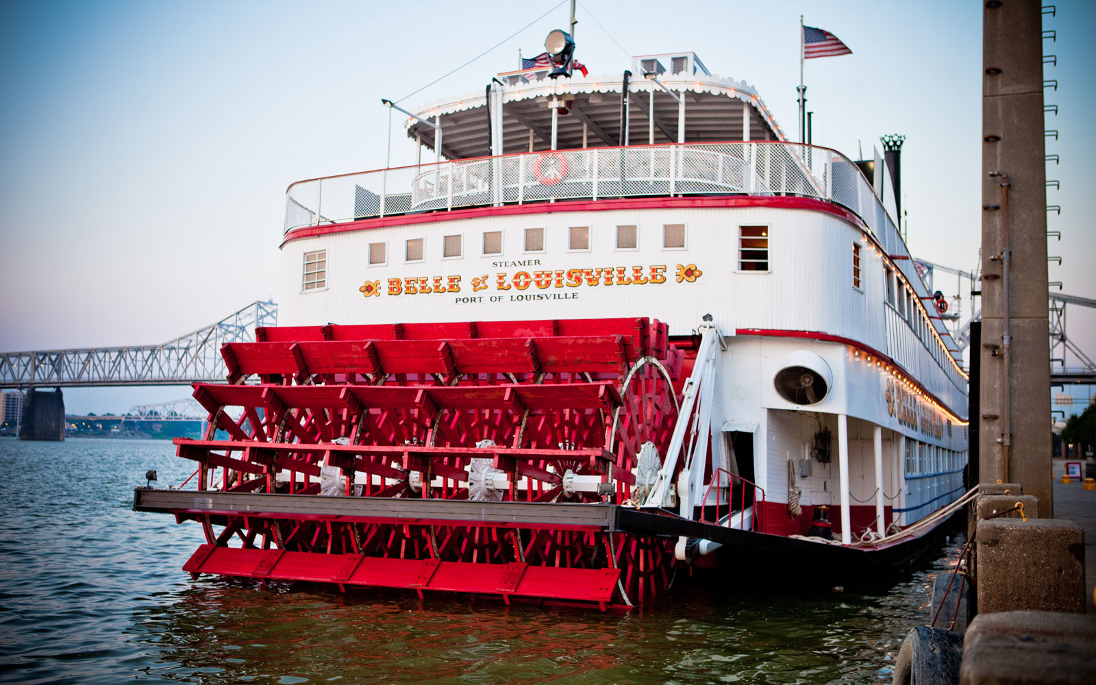 Belle of Louisville Steamboat