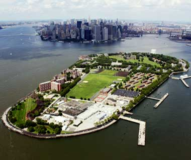 Governor's Island, New York