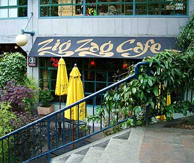 Zig Zag Cafe, Seattle