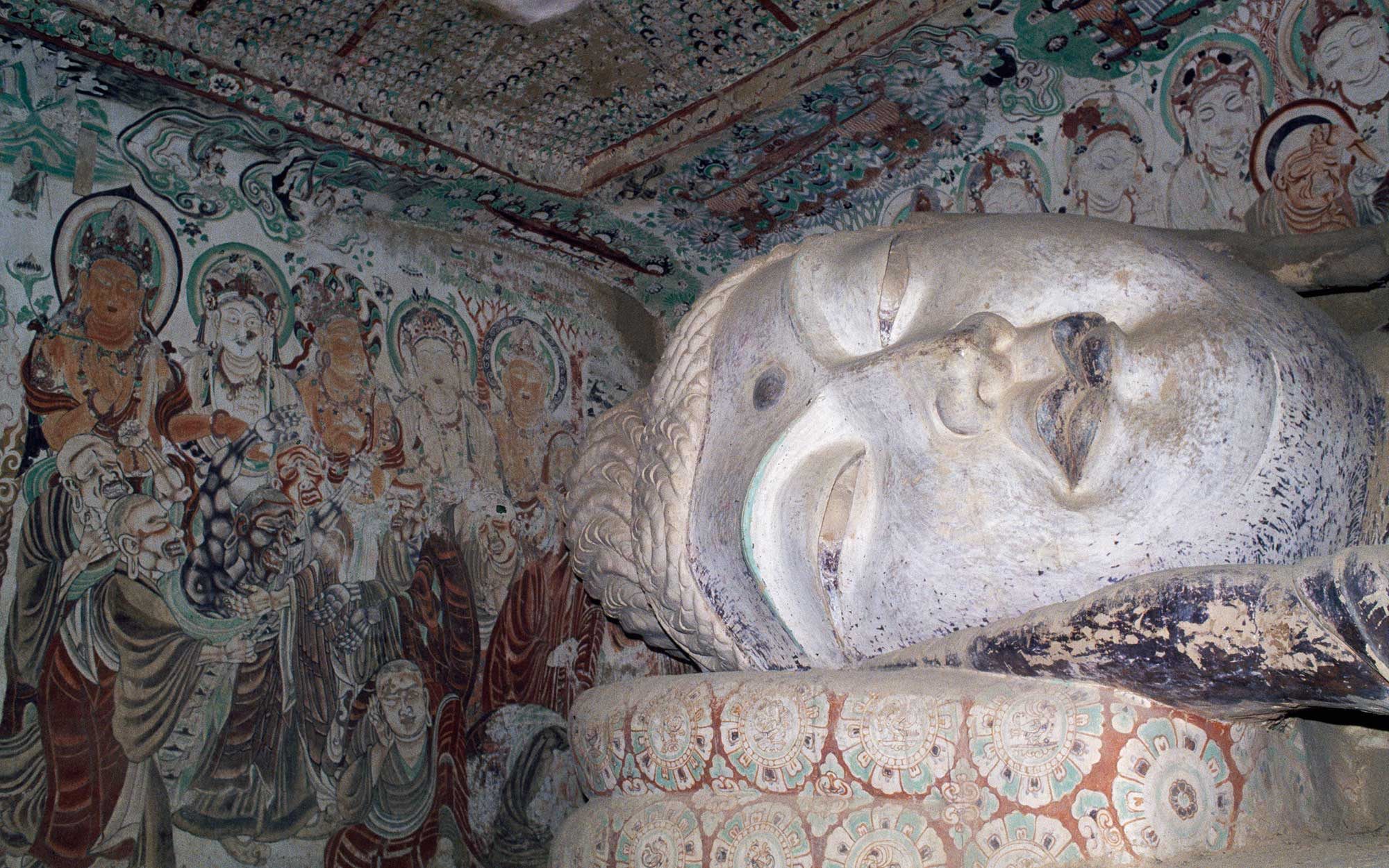 The World's Coolest Caves: of the Thousand Buddhas (Mogao Grottos)
