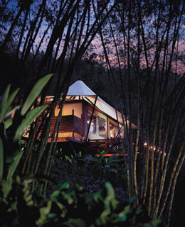 World's Best Tented Camps: Four Seasons Tented Camp Golden Triangle