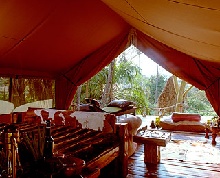 World's Best Tented Camps: Lemarti's Camp