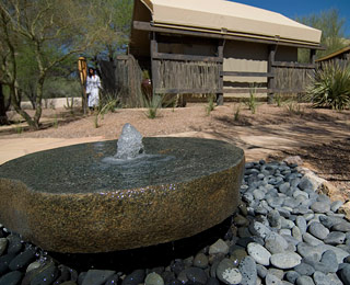 World's Best Tented Camps: Miraval Tucson Resort & Spa