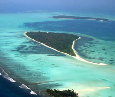Lakshadweep Islands, India