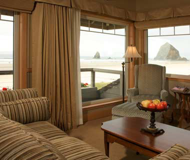 No. 17 Stephanie Inn Hotel, Cannon Beach, OR