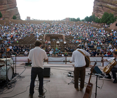 Film on the Rocks at Red Rocks Amphitheatre