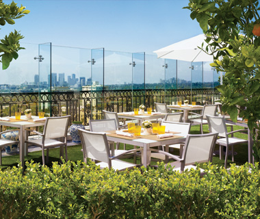 The Rooftop at The London, West Hollywood, Los Angeles