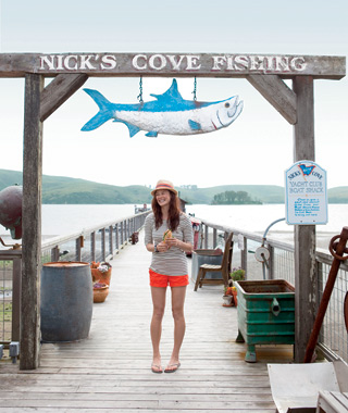 Nick's Cove & Cottages