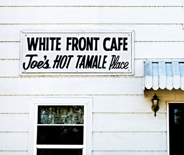 White Front Cafe