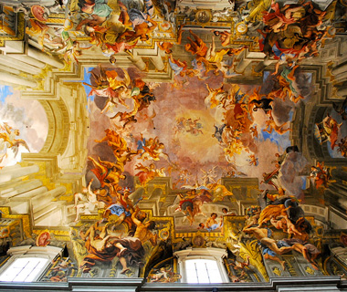 Church of St. Ignazio, Rome