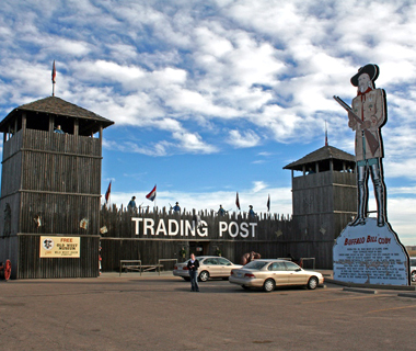 Fort Cody Trading Post, North Platte, NE
