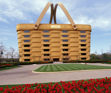 World's Largest Basket, Newark, OH