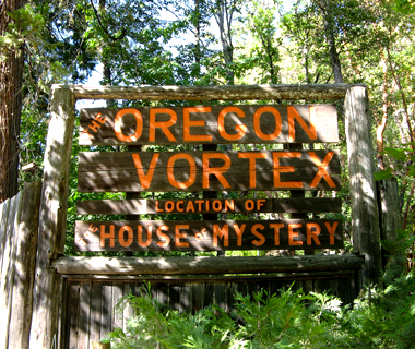 The Oregon Vortex, Gold Hill, OR
