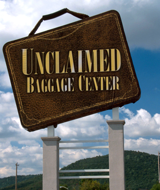 The Unclaimed Baggage Center, Scottsboro, AL