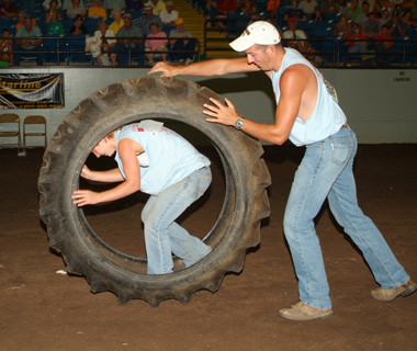 Super Farmer Contest, Missouri State Fair