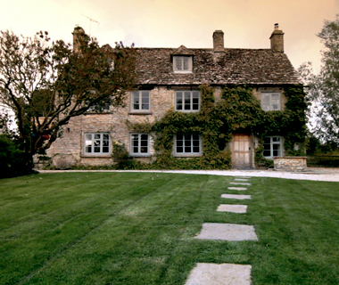 Didmarton House, Cotswolds, England