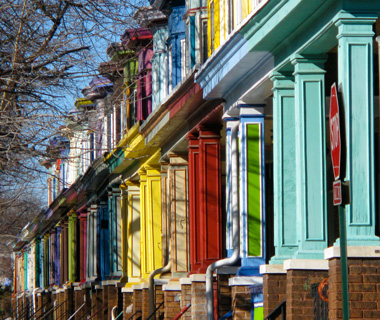 America's Most Beautiful Neighborhoods: Charles Village, North-Central Baltimore