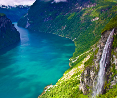 World's Most Beautiful Ferry Rides: Norway