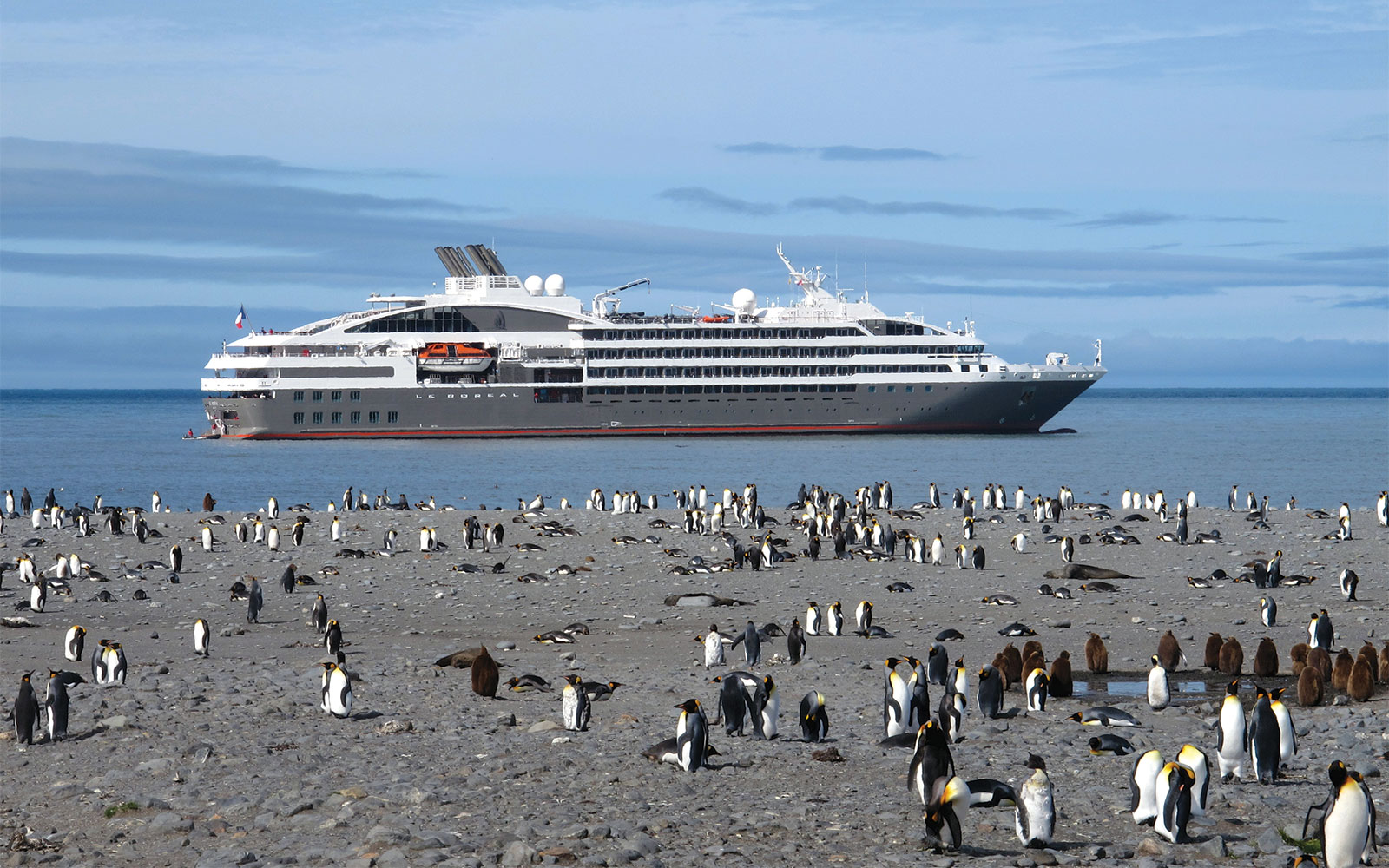 Best Life-Changing Trips: Antarctica Cruise