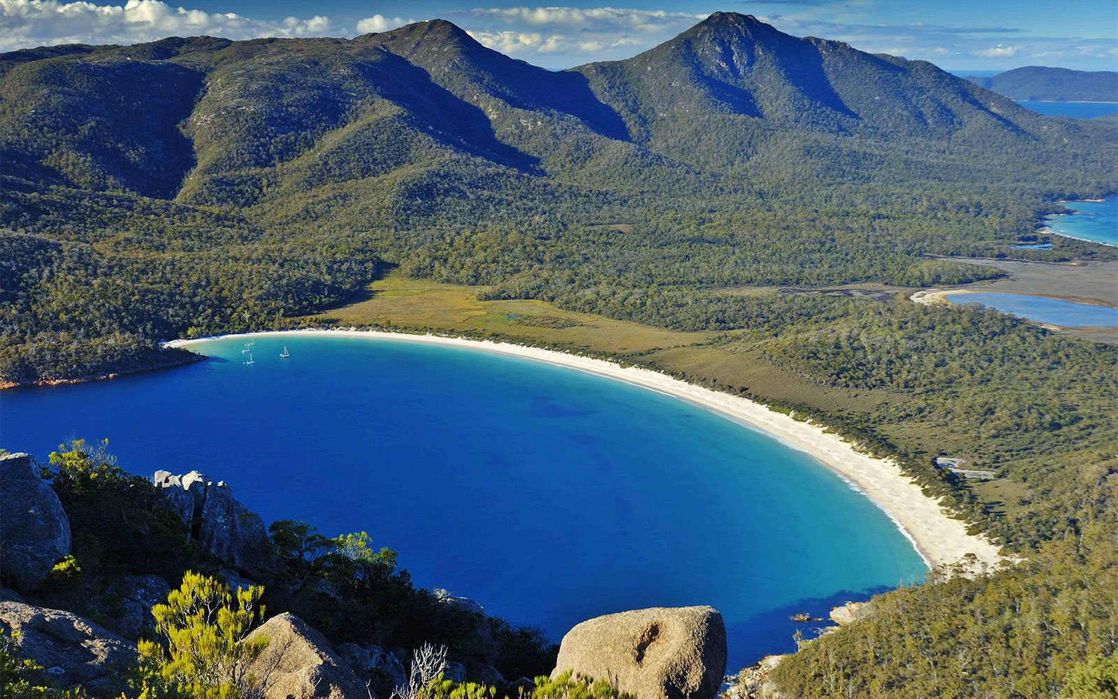 Best Life-Changing Trips: Beach in Tasmania, Australia