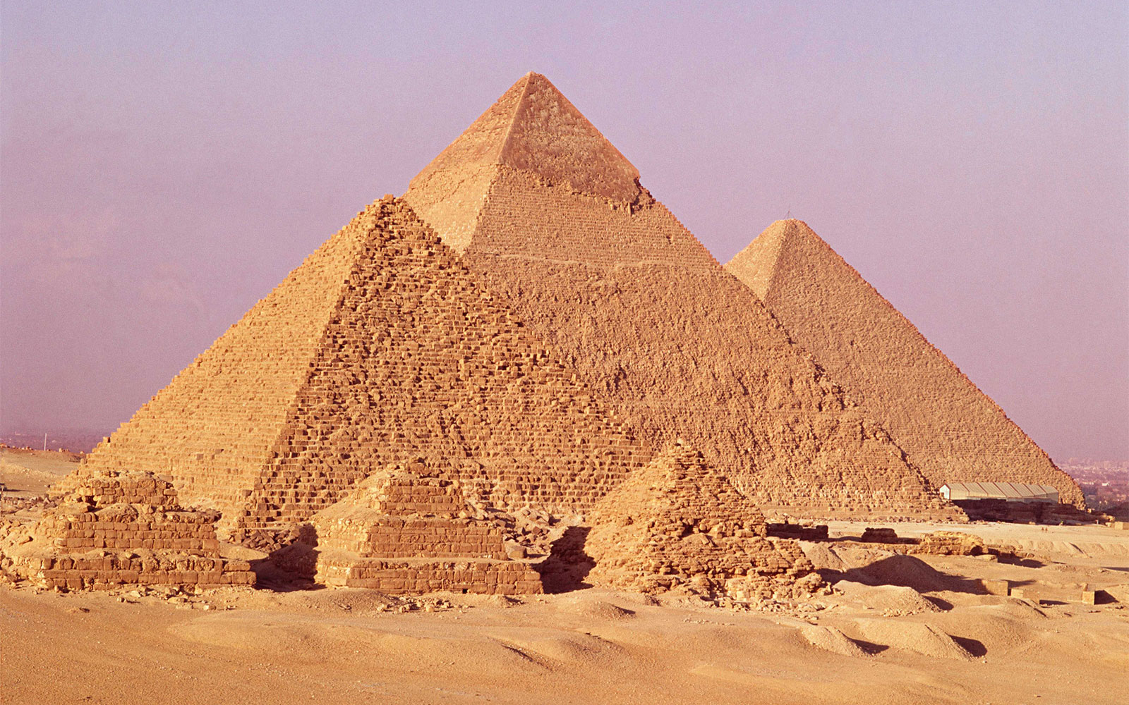 Best Life-Changing Trips: Egypt's Giza at the Great Pyramids