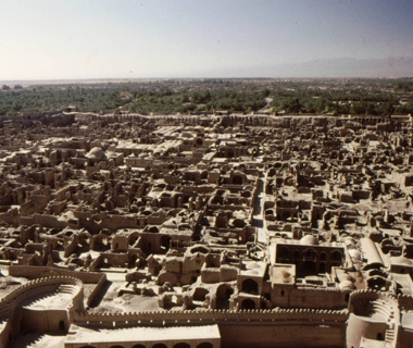 World's most endangered sites: Iran: Bam
