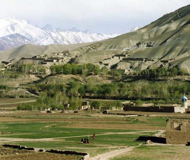 World's most endangered sites: Afghanistan: Bamiyan Valley