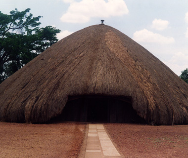 World's most endangered sites: Tombs of Buganda Kings at Kasubi, Uganda