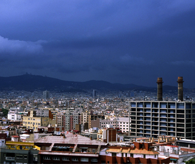 world's top storm-chasing destinations: Barcelona: Waterspouts, Flash Flooding, and Hail