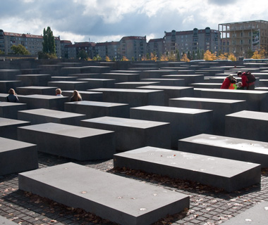 world's most controversial monuments: Memorial to the Murdered Jews of Europe, Berlin