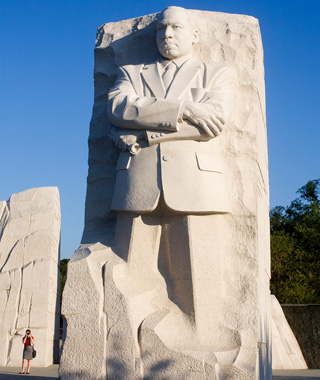 world's most controversial monuments: Martin Luther King Jr. Memorial, Washington, D.C.