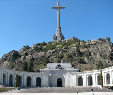 world's most controversial monuments: Valley of the Fallen, Spain