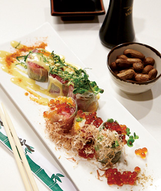 Honolulu restaurant: Tokkuri Tei