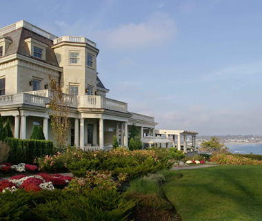 America's best hotels: Chanler at Cliff Walk