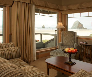 No. 9 Stephanie Inn Hotel, Cannon Beach, OR