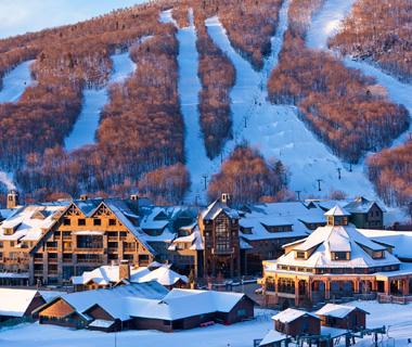 America's best hotels: Stowe Mountain Lodge