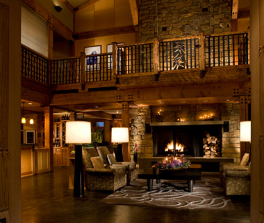 America's best hotels: Willows Lodge
