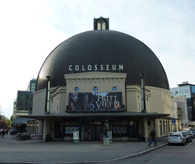 Colosseum Kino, Oslo, Norway
