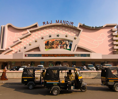 The Raj Mandir, Jaipur, India