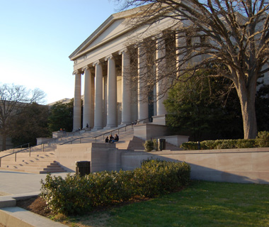 world's most-visited museums: National Gallery of Art, Washington, D.C.