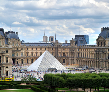 world's most-visited museums: Louvre