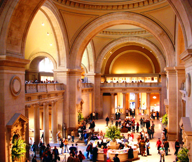 """world's most-visited museums: Metropolitan Museum of Art"