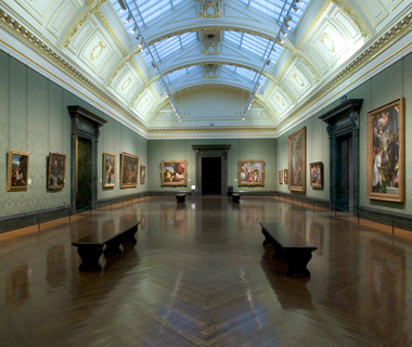 world's most-visited museums: National Gallery