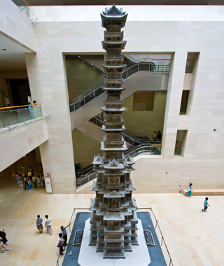 world's most-visited museums: National Museum of Korea