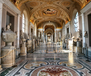 world's most-visited museums: Vatican