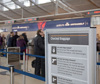Worst Airline Blunders of 2011: Returning Soldiers Charged Baggage Fees