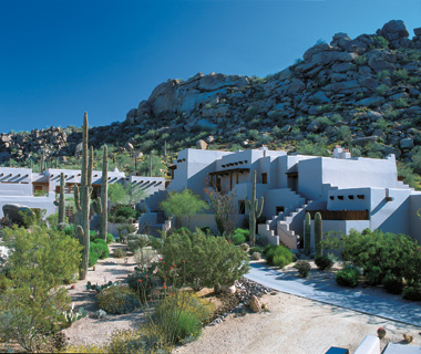 world's most affordable hotels: Four Seasons Resort Scottsdale at Troon North