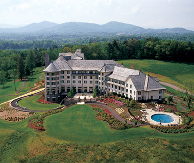 world's most affordable hotel: Inn on Biltmore Estate