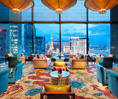 world's most affordable hotels: Mandarin Oriental, Las Vegas