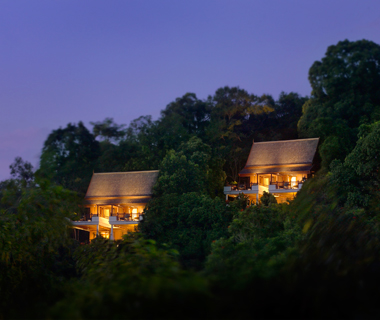 world's top affordable hotels: Pangkor Laut Resort